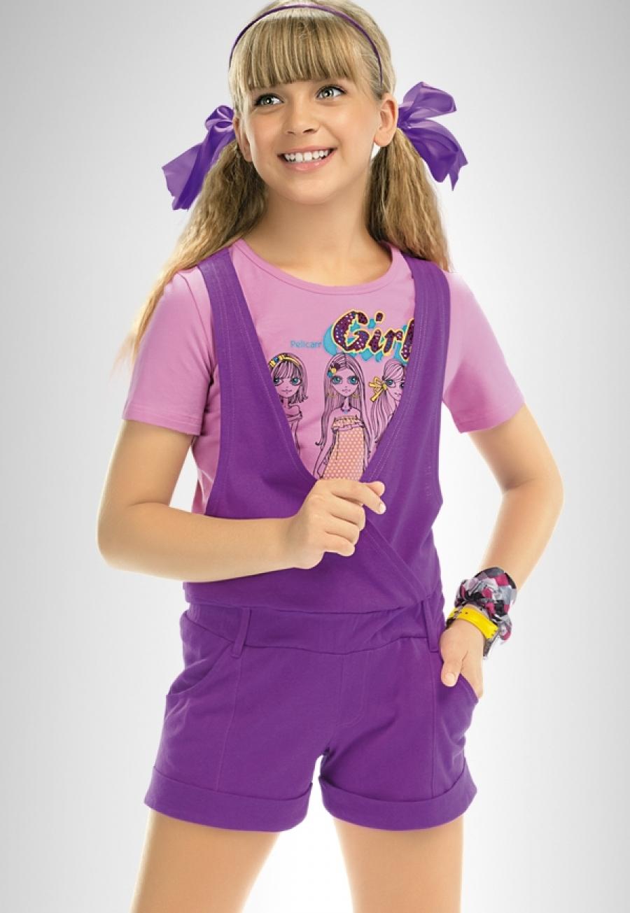 Модная Одежда Для Девочек 10-11 Лет